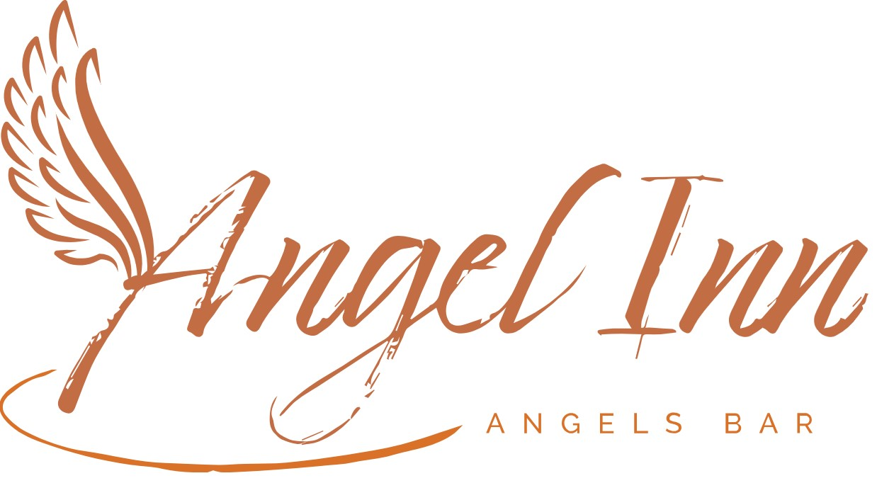 The Angel inn logo
